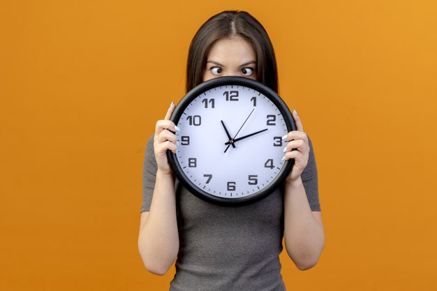 invertir tiempo